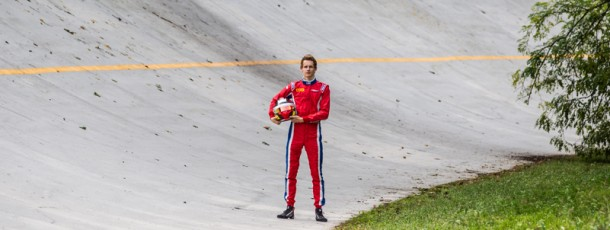 Emil Bernstorff storms through field at Monza to take his second GP3 feature race win in a row.