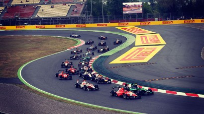GP3 Barcelona Grand Prix
