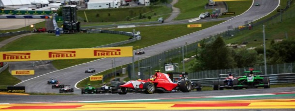 Strong performance and good points haulage for Bernstorff in Austria