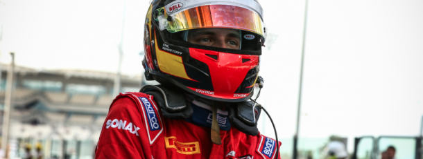 Emil Bernstorff the best GP3 Feature Race performer of 2015.